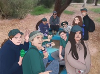 Picture from Camp to Yanchep (APRIL 2018)