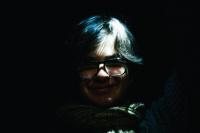 Rama at dark